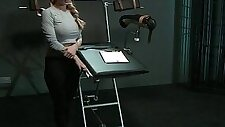BDSM Slave girl sucking and fucking my ass with breasts gets hard style sex action on cam with orgasm
