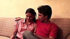 Indian school girl fucking with teacher .