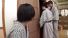 JP College Student fuck Husband and wife