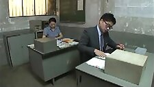 Japanese mom love story with young man