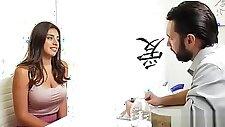 Ella Knox banged in interview