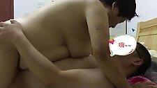 Fat chinese lady