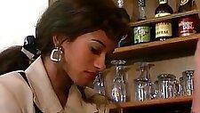 Barbara Doll, Diana Kaiser And Julia Channel - Au Dela Du Miroir Vintage