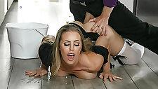 Nicole Aniston  Michael Vegas in The Perfect Maid 2 - Brazzers