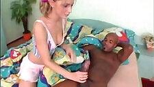 Romanian girl interracial BBC